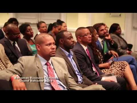 Sarah St. George, GBPA Vice Chairman at Grand Bahama Business Outlook 2016