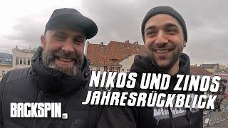 Nikos und Zino spontaner Jahresrückblick 2017