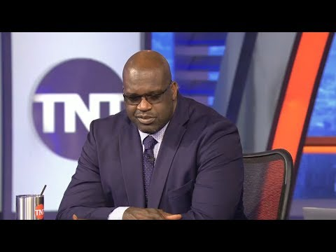 Inside The NBA - Shaquille O'Neal & Kenny Smith INSISTS that LeBron is the MVP right now