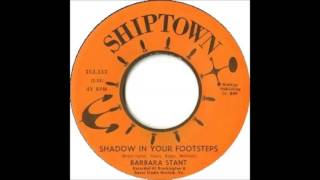 Barbara Stant - Shadow in Your Footsteps - Shiptown