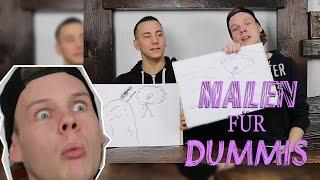 MALEN FÜR DUMMIS!