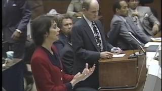 OJ Simpson Trial - September 27th, 1995 - Part 2
