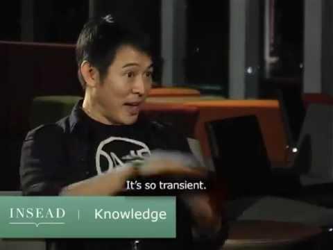 Jet Li on the One Foundation