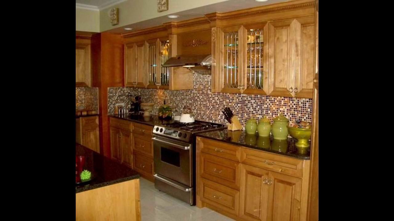 Ideas de diseño de backsplash de azulejos para la cocina - YouTube