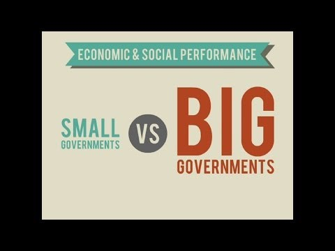 SMALL IS BEST from the Centre for Policy Studies