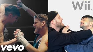 i put Wii Music over Scott and Mitch fighting