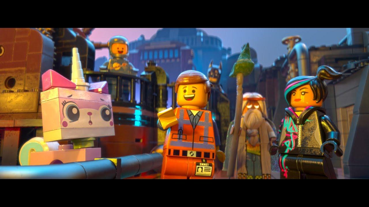 A LEGO kaland (The LEGO Movie) - Szinkronos előzetes (6)