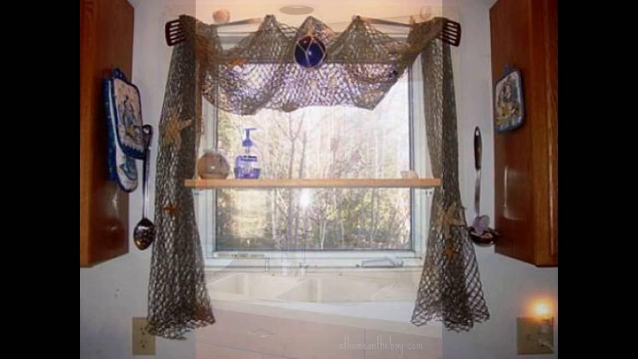 Creative Window Treatments You