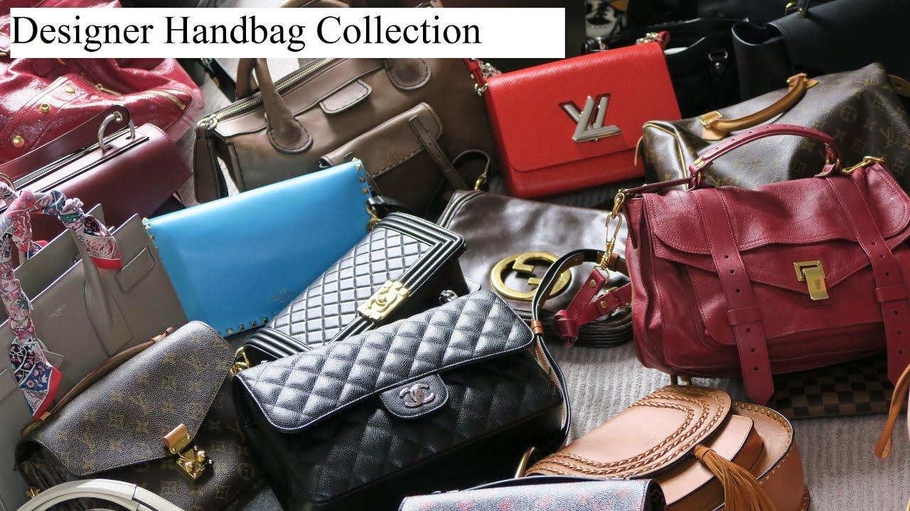 2017 Designer Handbag Collection - YouTube d3856a194b3a4