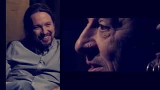 Otra Vuelta de Tuerka - Pablo Iglesias con Evaristo Páramos