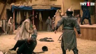 """Diriliş """"Ertuğrul"""" - Atabey'in İdamdan Kurtarılış Sahnesi (8.Bölüm)"""