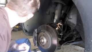 Step 6 of 6 - Mini Cooper Wheel Speed (ABS) Sensor Replacement