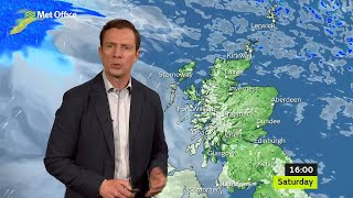 Saturday Scotland weather forecast 12/06/21