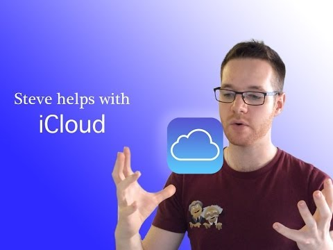 Help with iCloud