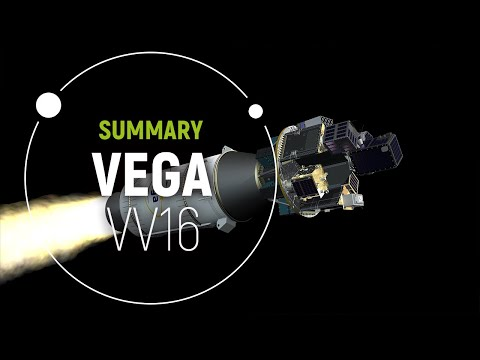 Successful Vega Mission VV16  SSMS PoC
