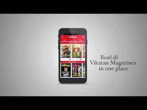 Vikatan News & Magazines 1
