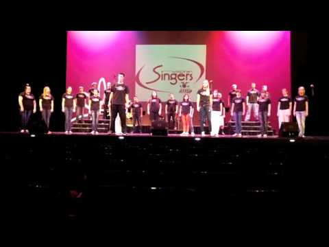 Marshall High School Show Choir - Wisconsin Singers 2012 - Sound Check