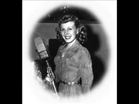 Carolina Cotton - Glad Rags (c.1955).