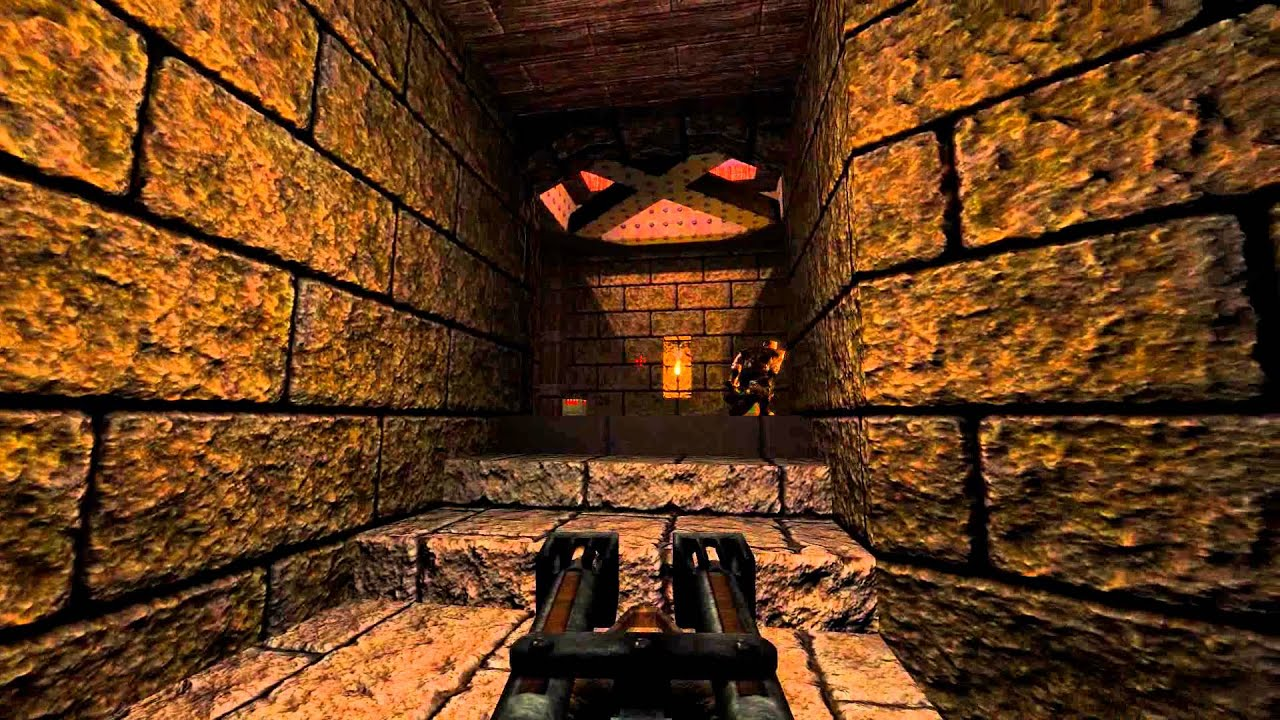 how to make a game with the quake 3 engine