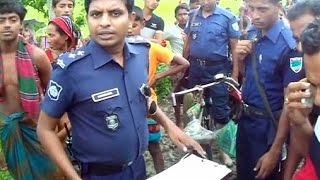 Hindu police hacked to death in Bangladesh
