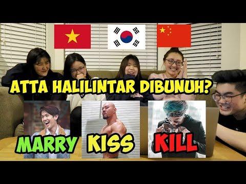 CEWEK CANTIK LUAR NEGERI PENGEN NIKAH DENGAN YOUTUBER & AKTOR INDONESIA! (ATTA, BAIM, DLL)