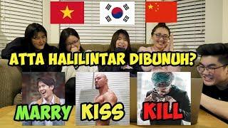 Download Video CEWEK CANTIK LUAR NEGERI PENGEN NIKAH DENGAN YOUTUBER & AKTOR INDONESIA! (ATTA, BAIM, DLL) MP3 3GP MP4