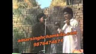 Amar singh chamkila and amarjot live Gurchet Chitarkar