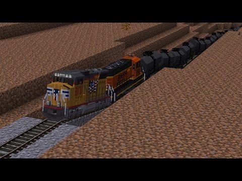 Union Pacific & BNSF Oil Train