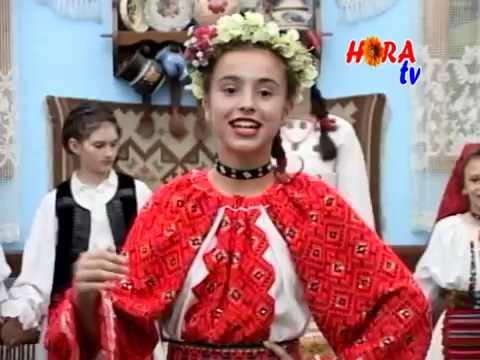 LAURA RUS - Dragu mi-i la joc in sat