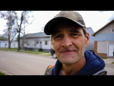 Montana Homeless Man Has Multiple Personality Disorder from Child Abuse