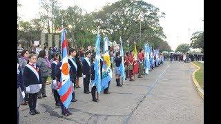 En el Día de la Bandera convocaron a reafirmar el sentido de identidad y patriotismo