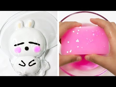 The Most Satisfying Slime ASMR Videos | Relaxing Oddly Satisfying Slime 2019 | 115