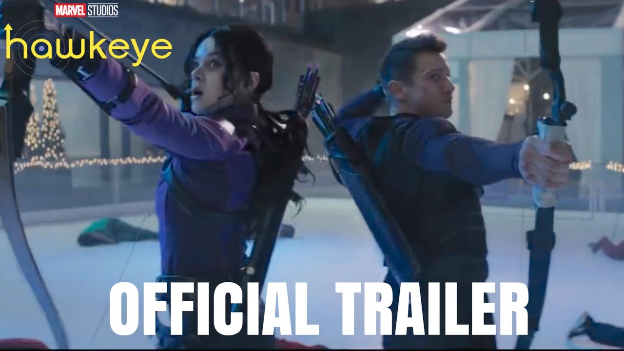 Marvel Studios Hawkeye | Teaser Trailer