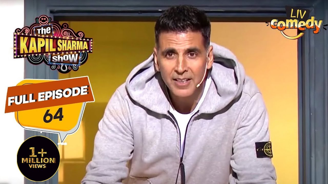Download Akshay Kumar ने की Kapil के Show पर एक धमाकेदार Entry | The Kapil Sharma Show Season 2