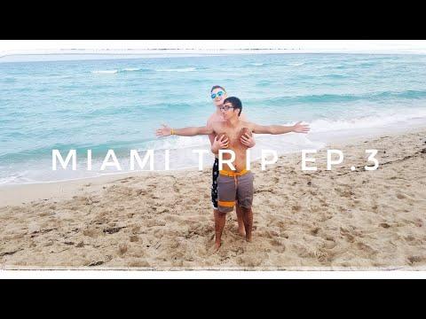 Miami Trip Ep.3  Gabrielle Anwar! 👩