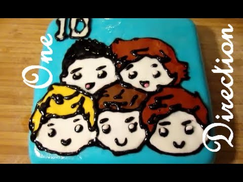 One Direction Cakes And Cupcakes