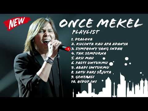 Lagu Terpopuler By Once Mekel Full Album 2019