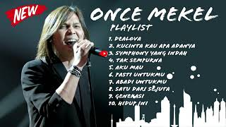Lagu Terpopuler By Once Mekel Full Album 2019