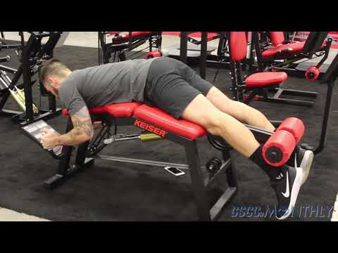 The Keiser Difference: Pneumatic Strength Training