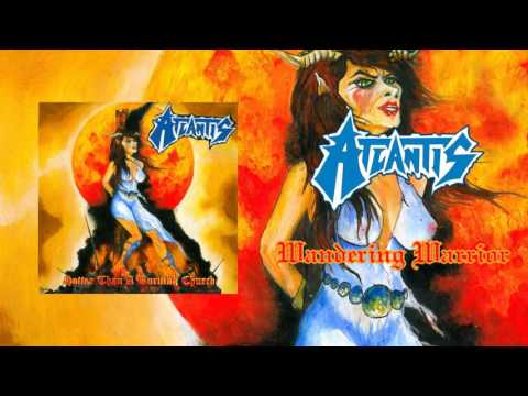 ATLANTIS - Wandering Warrior (OFFICIAL)