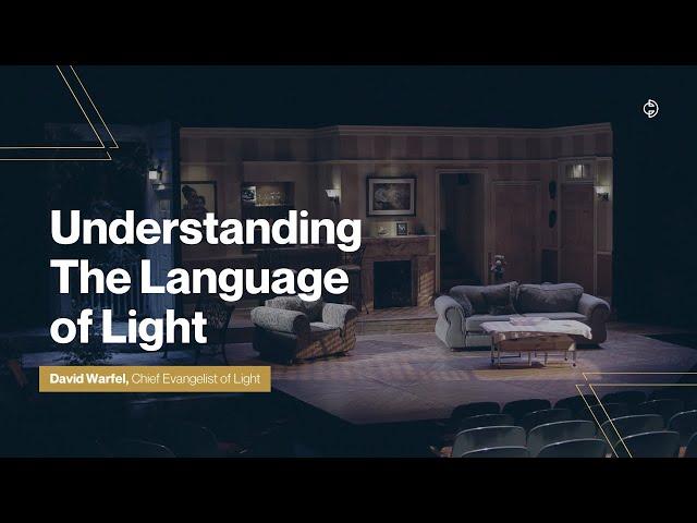 Connected Design Insider Talk: David Warfel, Chief Evangelist of Light