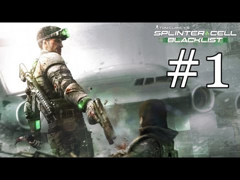 Обзор Tom Clancys Splinter Cell: Blacklist [Review]
