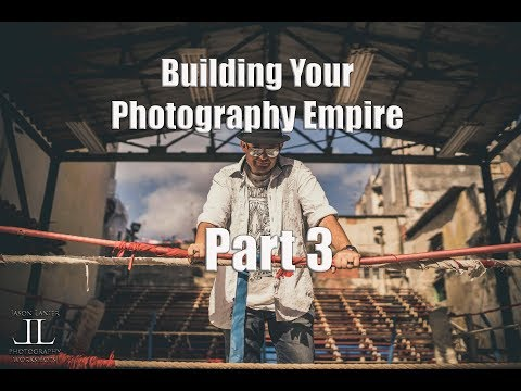 Building Your Photography Empire Part 3- Pricing, Social Media and Connecting w/ Younger Generations