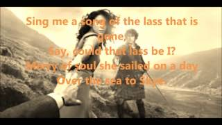 The Skye Boat Song (lyrics) - Outlander (theme song) - feat.  Kathryn Jones