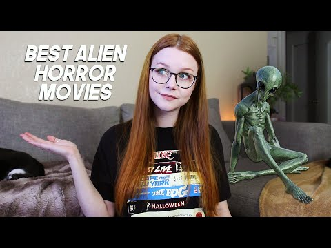 BEST ALIEN/SCI FI HORROR MOVIES (that Aren't Alien)
