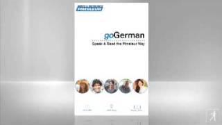 Pimsleur German Lesson 1