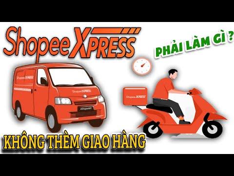Shopee Express không giao hàng phải làm gì ?   Văn Hóng