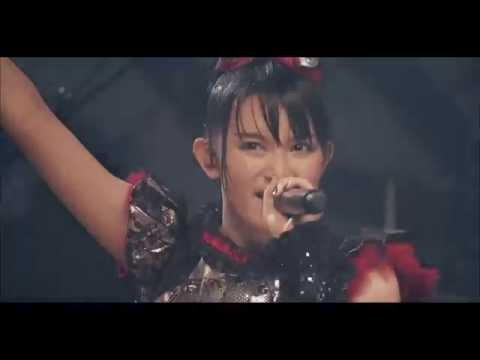 "BABYMETAL ""Ijime, Dame, Zettai Live At The Forum, London"" from new live DVD : Blu ray ""BABYMETAL Liv"