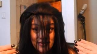 NEW WAY OF HIDING THIN/BALDING HAIR