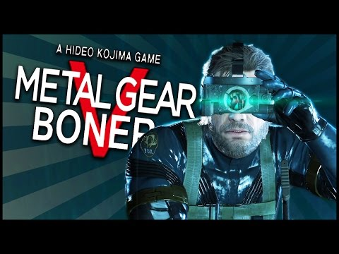 Metal Gear Solid 5: Ground Zeroes Funny Moments (60 FPS)